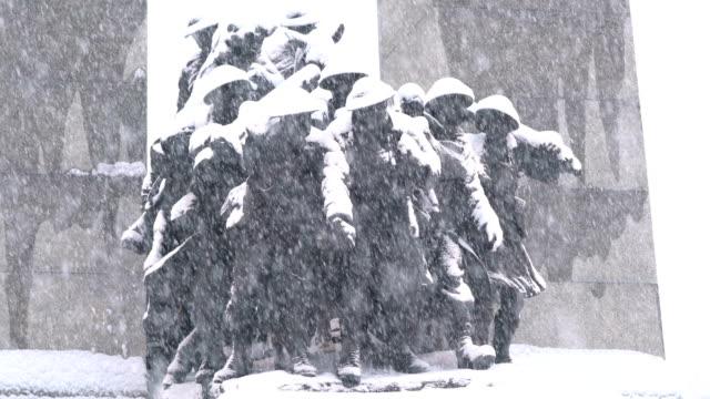 vidéos et rushes de mémorial national de la guerre à ottawa ontario canada - première guerre mondiale