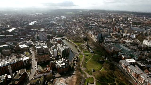 The New Bristol Skyline Aerial Video video