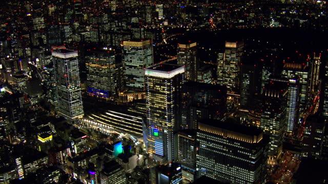 東京の夜の眺め - 東京点の映像素材/bロール