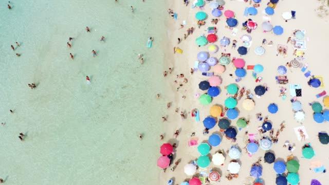 den officiella hotspot för semesterfirare - turism bildbanksvideor och videomaterial från bakom kulisserna
