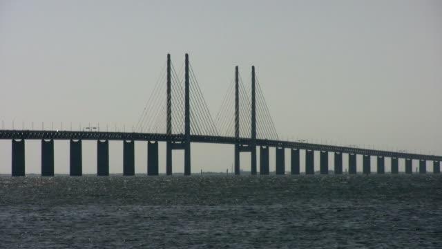 The Oresund bridge video