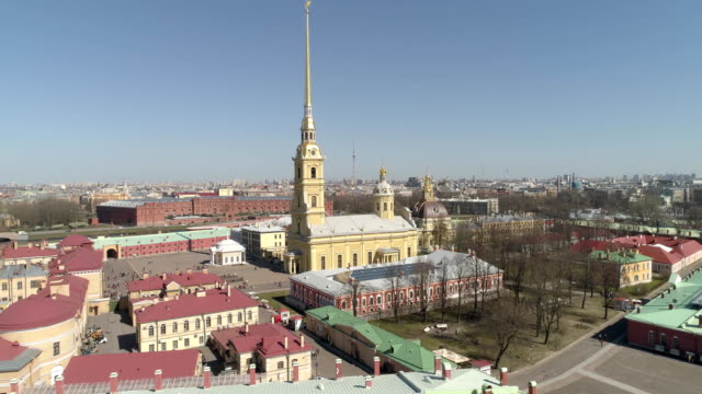 The Peter and Paul Fortress, Saint Petersburg video
