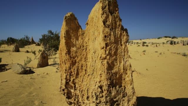 The pinnacle limestones video