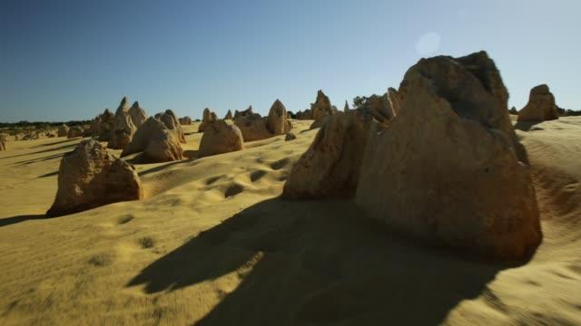 The Pinnacles desert video
