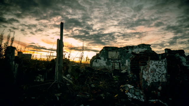 The post-apocalyptic world video
