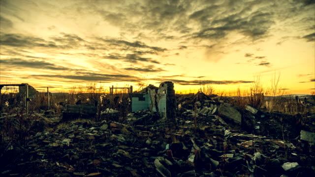 The post-apocalyptic world
