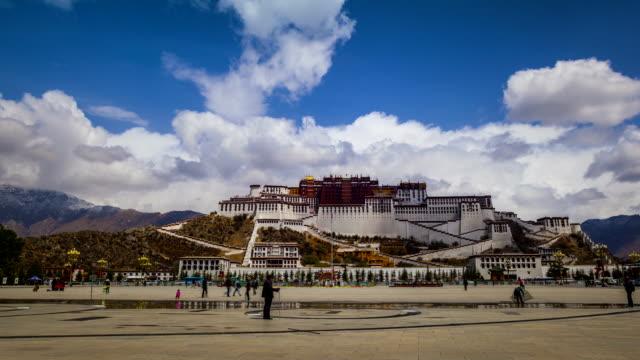 The Potala Palace,Tibet,China video