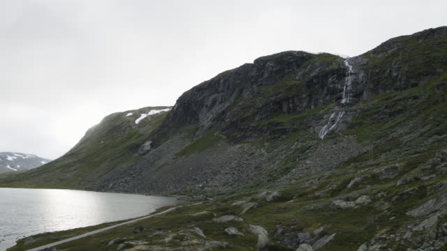 The Rallarvegen Road video