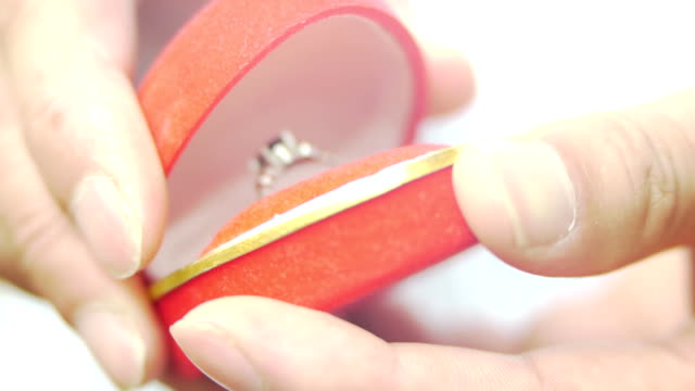 The red box wedding ring video