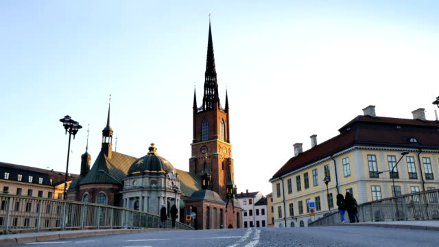 The Riddarholmen Church video