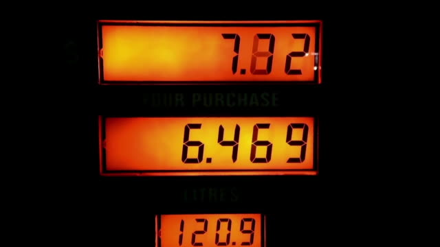 The rising cost of pumping gas video