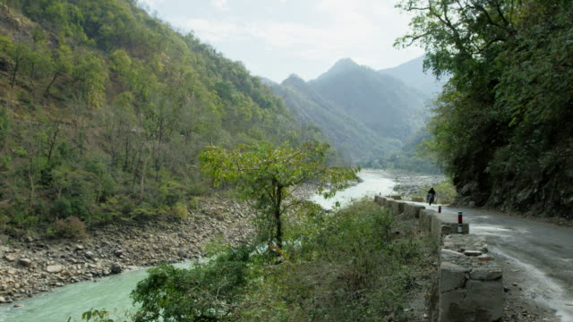 The river Ganges. video
