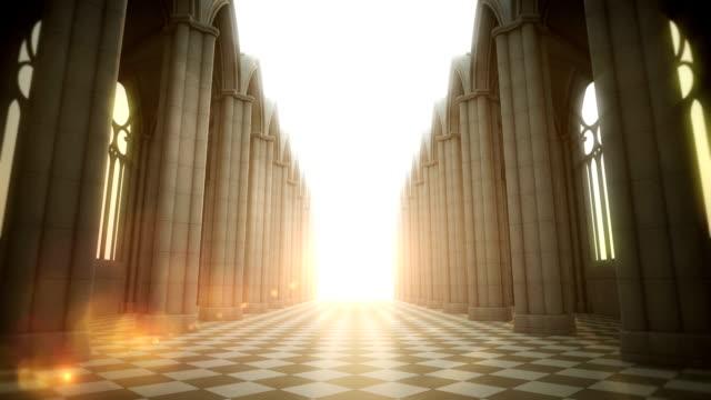 la road to eternity vii - paradiso video stock e b–roll