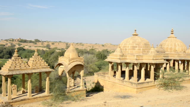The Royal Cenotaphs in India video