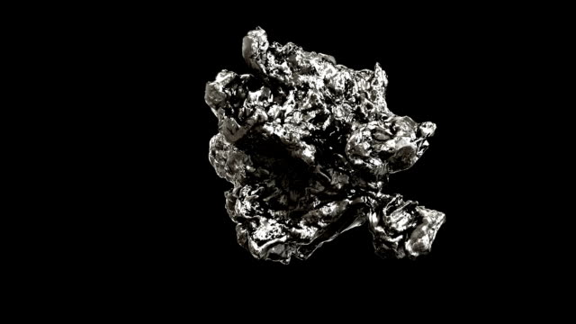 the Silver nugget video