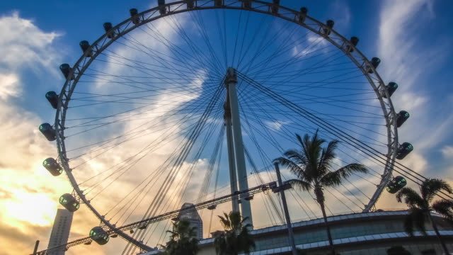 The Singapore Flyer video