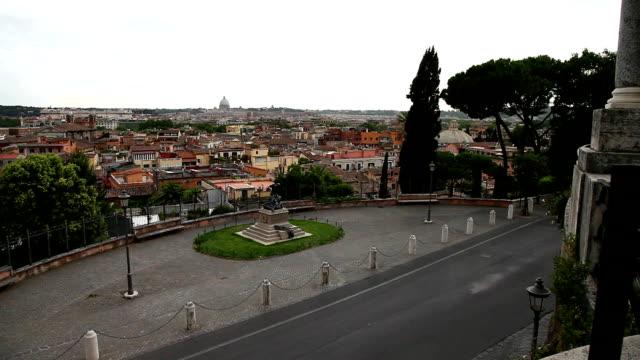 skyline av rom - peter and paul cathedral bildbanksvideor och videomaterial från bakom kulisserna
