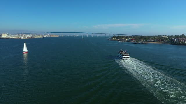 The Spirit of San Diego/ Coronado Ferry/ Flagship Cruises