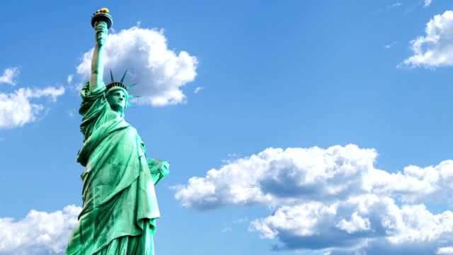 the Statue of Liberty video