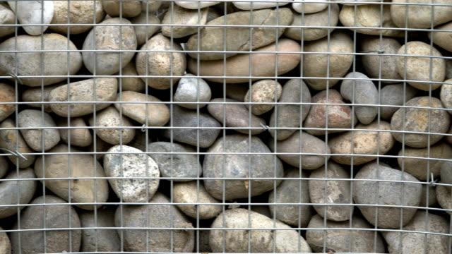 格子の石 - 石垣点の映像素材/bロール