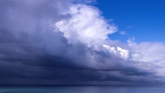 stormen kommer tidsfördröjning - vattenlandskap bildbanksvideor och videomaterial från bakom kulisserna