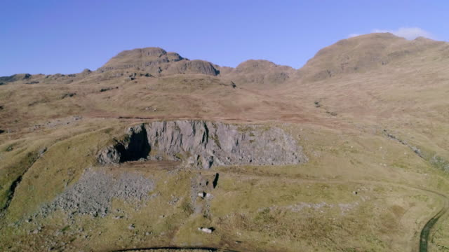 The Tarmachan Ridge and Quarry video