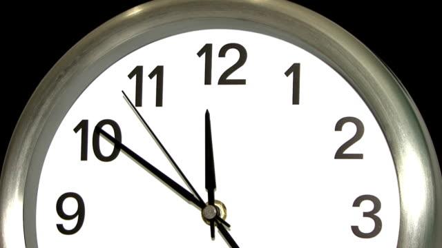 The time runs HD 1080 video