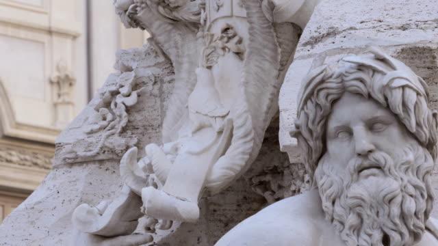 the Trevi Fountain, Rome video