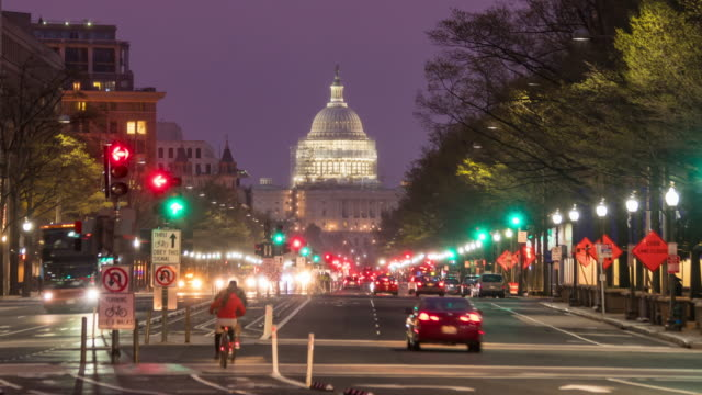 vídeos de stock, filmes e b-roll de capitólio dos estados unidos - capitais internacionais