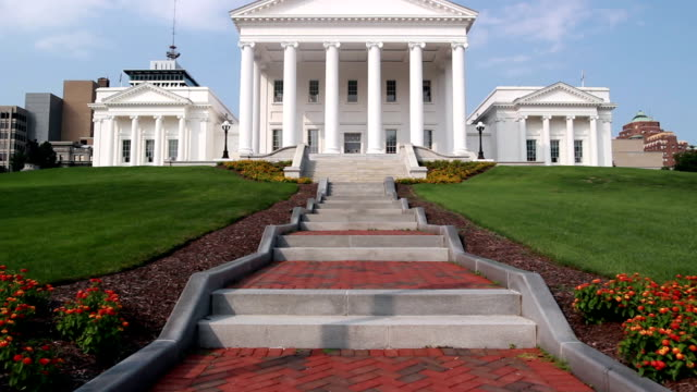The Virginia State Capitol video