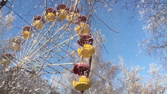 The Wheel in Winter video