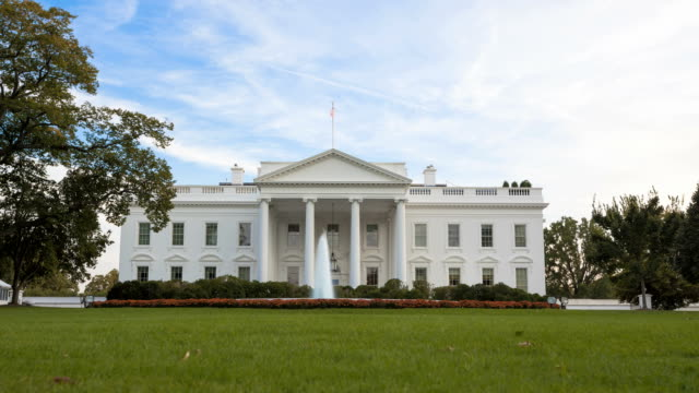 the white house - white house 個影片檔及 b 捲影像