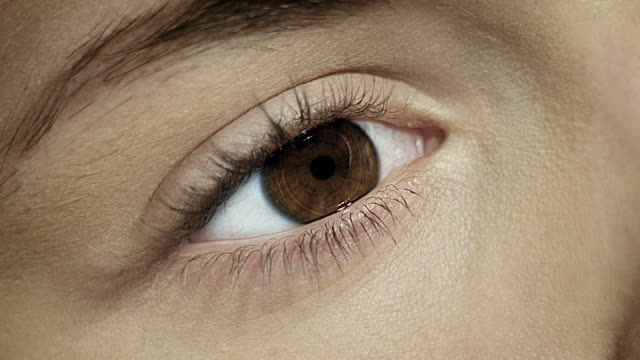 The Women's Eye. Close up video