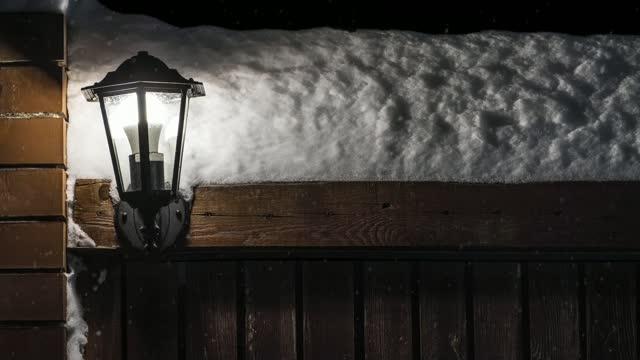 The yard luminaire
