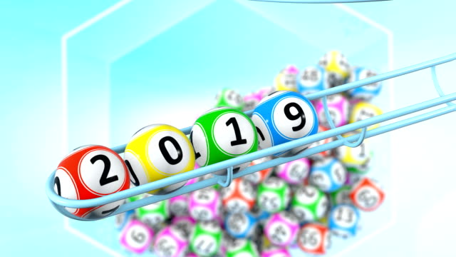 år bingobollar - bingo bildbanksvideor och videomaterial från bakom kulisserna