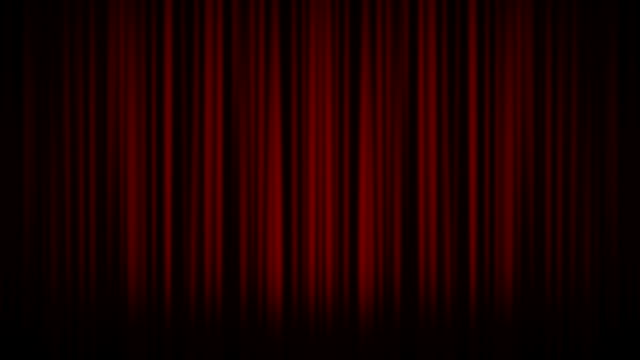 stockvideo's en b-roll-footage met theater, curtain and stage - photography curtains