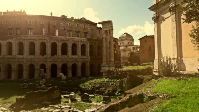 Theatre of Marcellus video