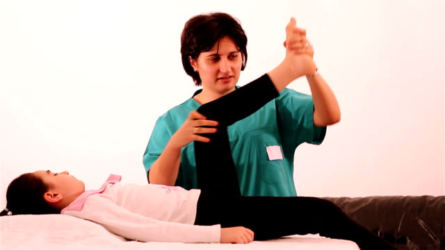Therapeutic Exercise for children video