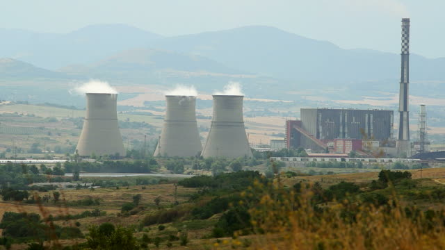 Thermal Power Station video