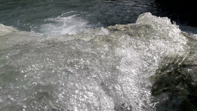 Thermal Waters Flowing video