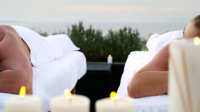 they love coming to the spa - spa stock videos & royalty-free footage
