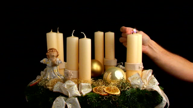third advent part I video