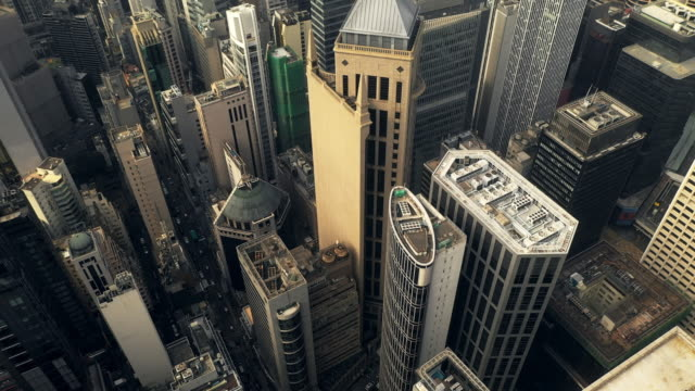 This city is the heart of the business world – film