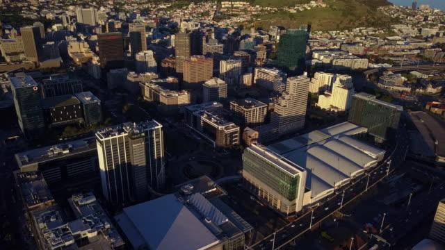 このコンクリートのジャングルは決して眠らない - 南アフリカ共和国点の映像素材/bロール