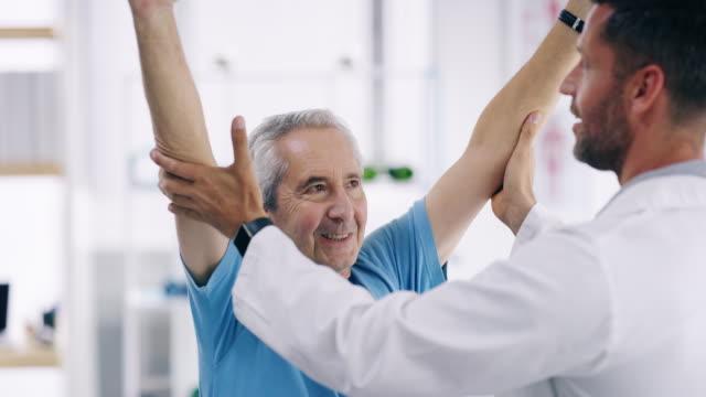 Esta fisioterapia es justo lo que necesito - vídeo