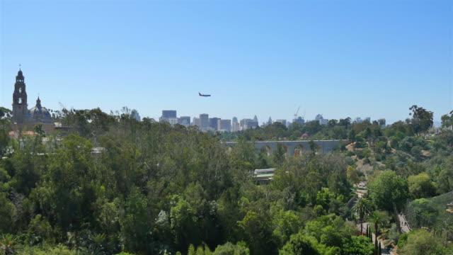 Three aerial shots of Zoo in 4K video