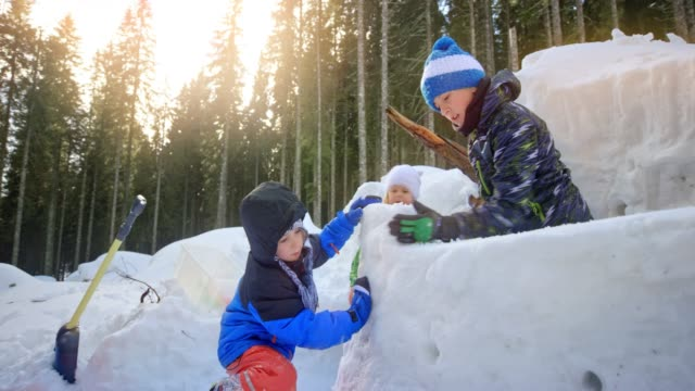 Best Igloo Stock Videos and Royalty-Free Footage - iStock