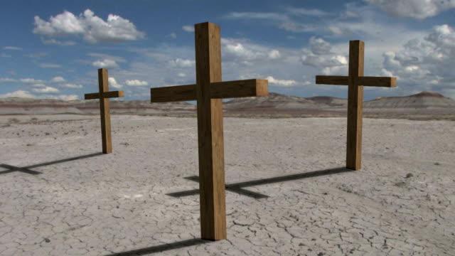 Three Crosses of Calvary video