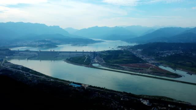 vídeos y material grabado en eventos de stock de tres gargantas dam - río yangtsé