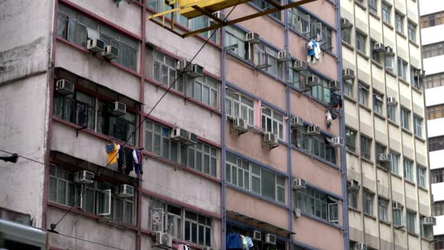 vídeos de stock, filmes e b-roll de três doses de hong kong apartamento - estilo de vida dos abastados